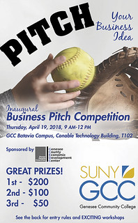 Mon, 02/26/2018 - 14:03 - The Business Idea Pitch Competition flyer.