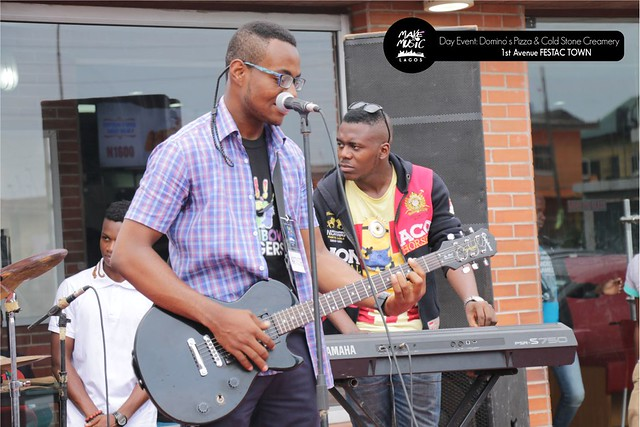 Festac Town - Make Music Lagos 2017