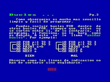 Curso de Basic Load'n'Run (Amstrad CPC) | by Deep Fried Brains