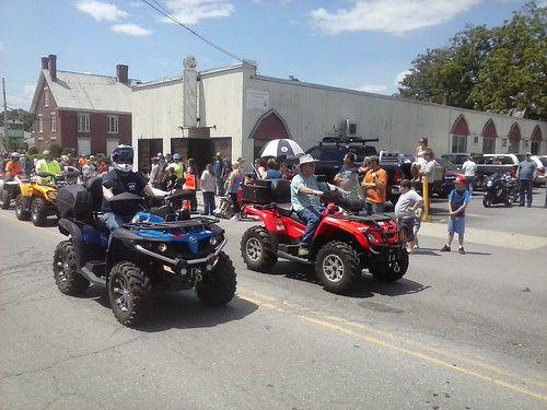 Alumni parade 2017 | by Sullivan County ATV Club