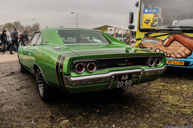 1968 Dodge Charger - AR-20-80