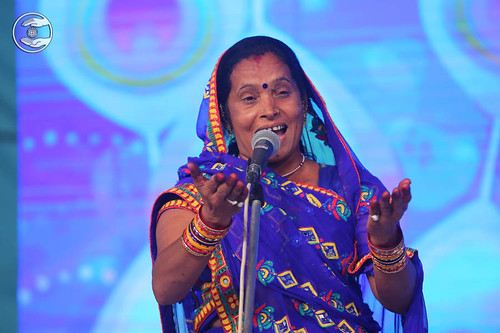Devotional song by Pushpa from Varanasi