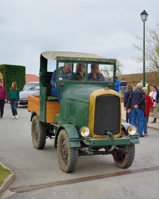 Latil, tracteur H3PTLPS3 (France, 1945)