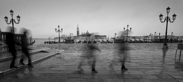 Venice - A Moment in Time III