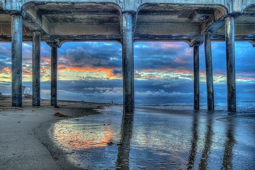 huntingtonbeach sunrise california beach pier southerncalifornia morning