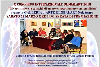 Noicattaro. globalart front | by LA VOCE DEL PAESE