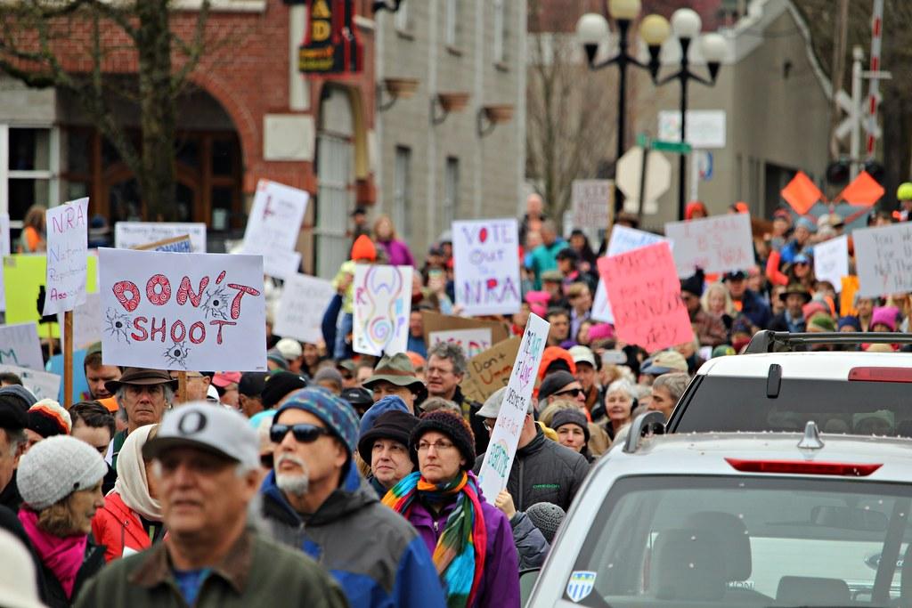March for Our Lives | Eugene, Oregon edition | David Geitgey