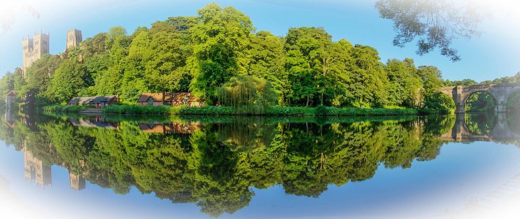 Durham riverside
