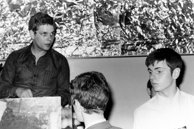 OK20AA Club Okay II, Bottrop, Negativ-Scans, 1960er