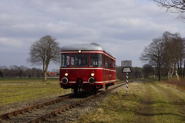 Talbot VT 1 Hümmlinger Kreisbahn in Wahn 24-03-2018