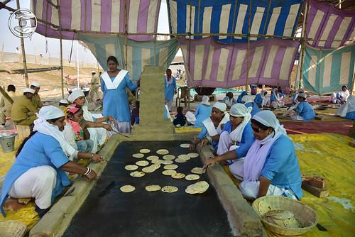 Preparation of Langar