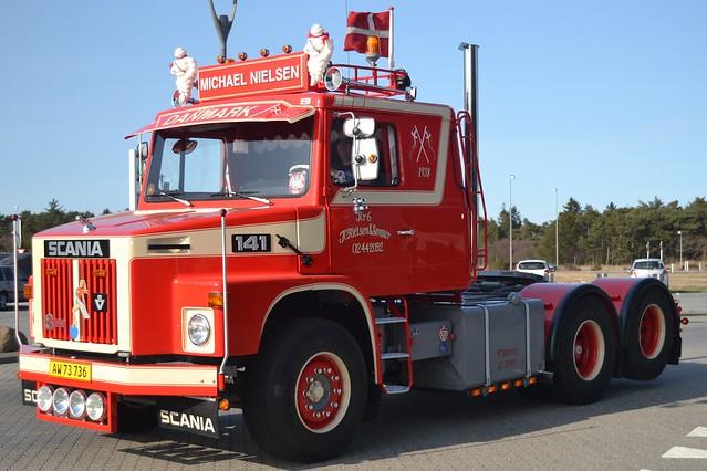 Scania 141 V8 - Michael Nielsen - AW 73 736