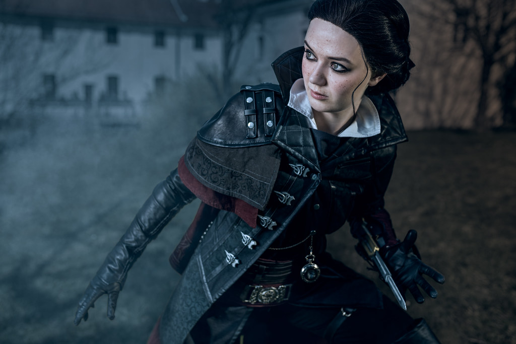 Evie Frye Evie Frye Assassin S Creed Syndicate Photograp Flickr