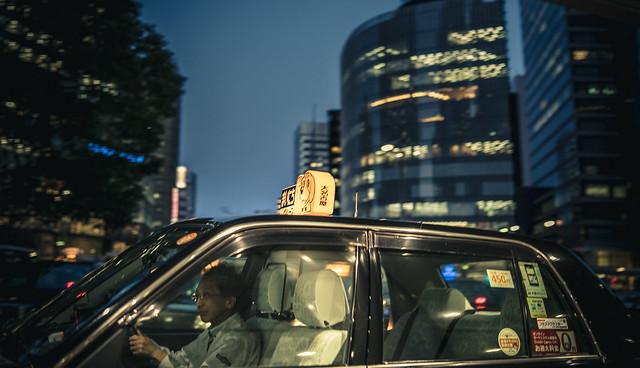 nagoya cab driver.