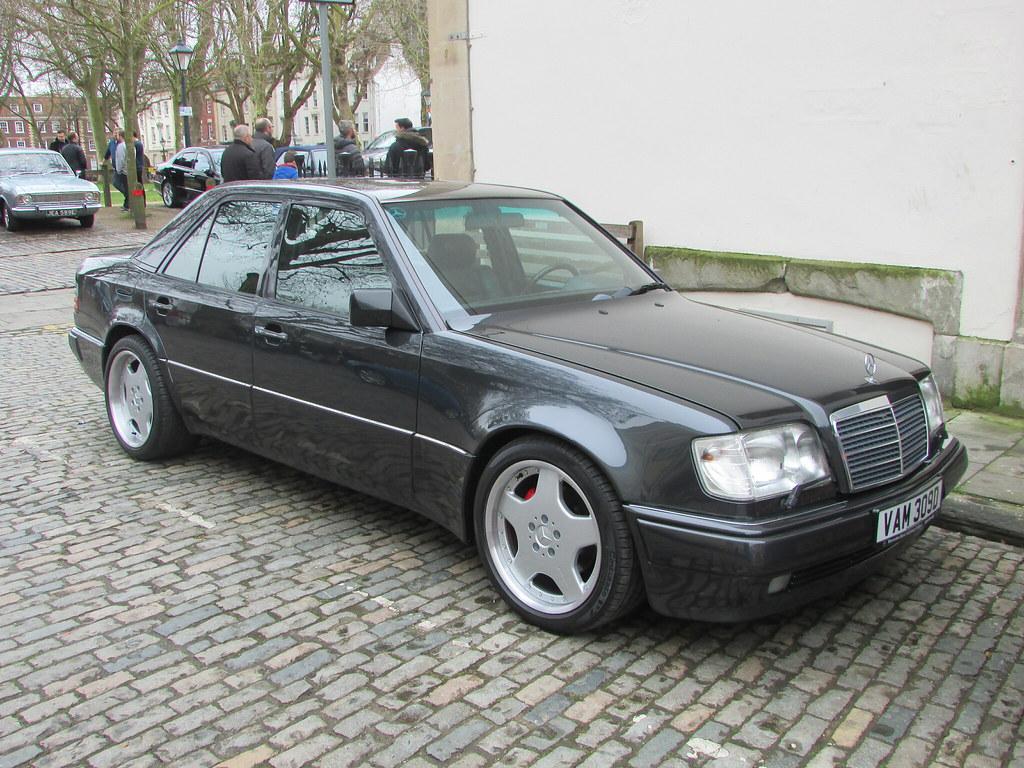 Mercedes-Benz E500 VAM309D   Car: Mercedes-Benz E500 (W124) …   Flickr