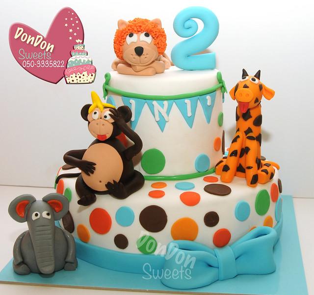 עוגת חיות 6