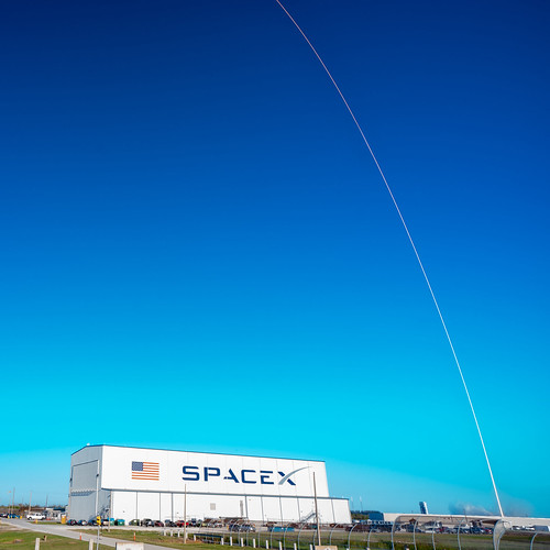 TESS Mission   by Official SpaceX Photos