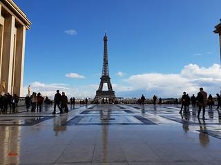 艾菲爾鐵塔 La Tour Eiffel-2 | by monster1225