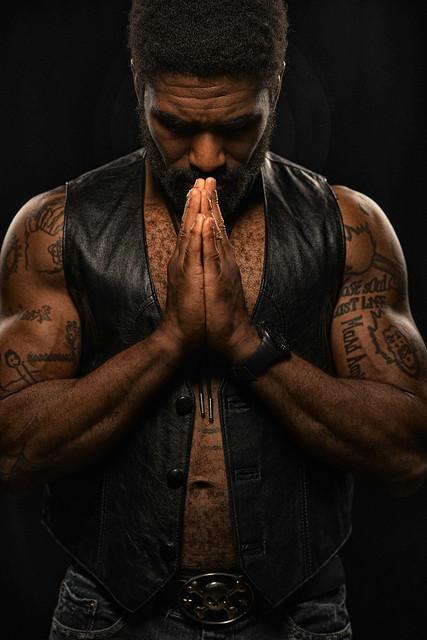 Not a Prayer HDR
