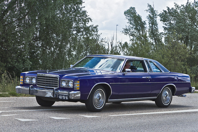 Ford LTD Coupé 1976 (2573)