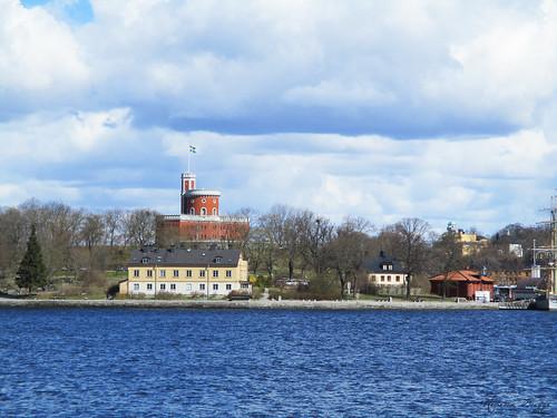 sweden sverige schweden suecia suède svezia スウェーデン stockholm estocolmo stoccolma ストックホルム kastellholmen kastellet citadel kastell zitadelle ciudadela citadelle cittadella citadell saltsjön