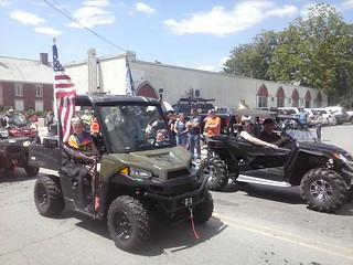 Alumni parade 2017 | by Sullivan County ATV Club