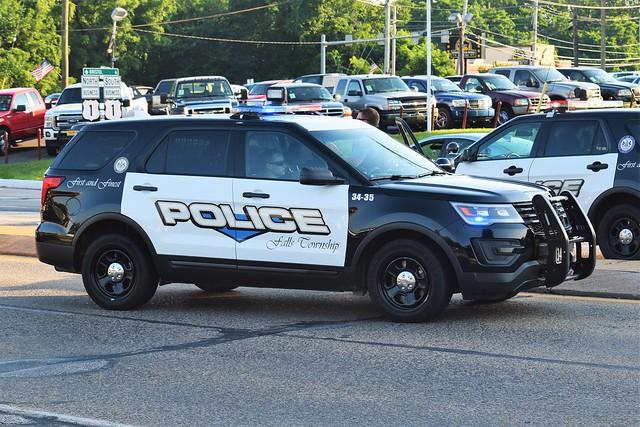Falls Township Police