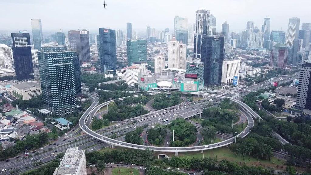 Simpang Susun Semanggi, Jakarta