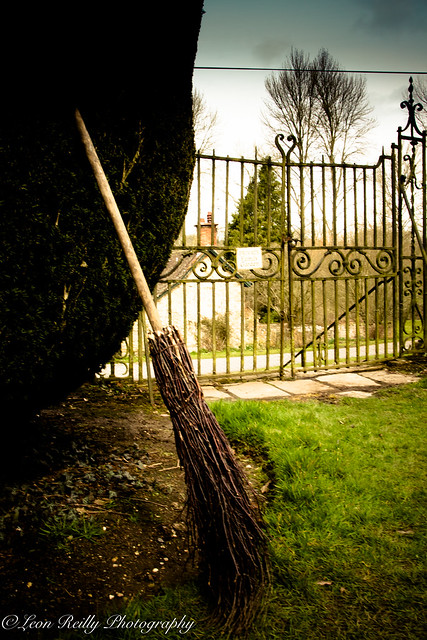 The Witch's Broomstick