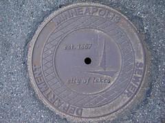 Manhole #1