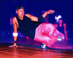 Nino, integrante do AfroBreak