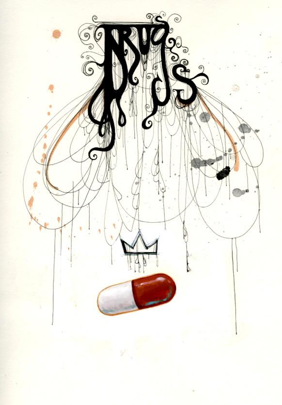drug doodle