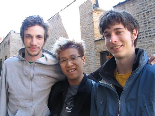 Nate, Zach & Me