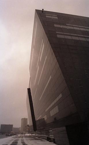 Photo of the Black Diamond, Copenhagen, hosted on Flickr