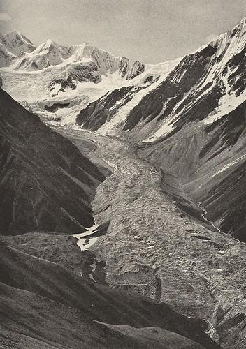 Gongga Shan glacier