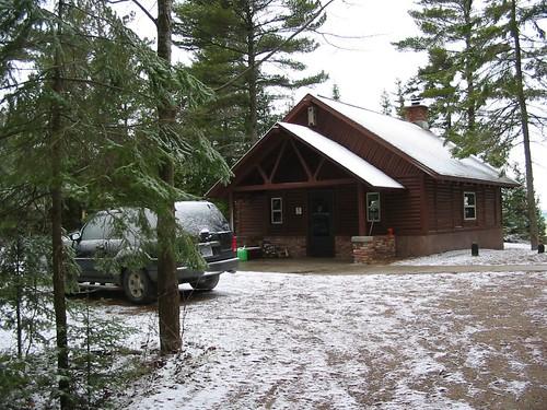 14' Shoals Cabin