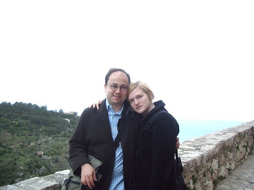 Terri & Ez-- in Eze!