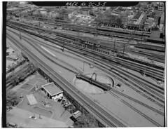 Union Station Railyard, Washington, DC