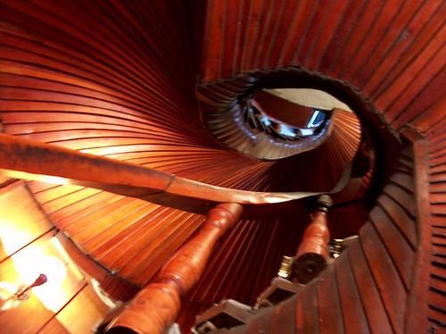 Galata Tower Stairs