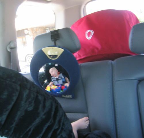 car sleeping