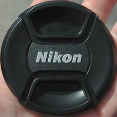 squared circle - lens cap obverse