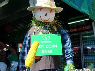 Hot Corn Man