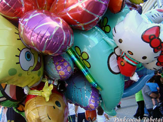 SydneyRoyalEasterShow - Balloons