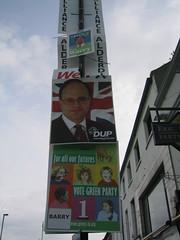 Slugger's election poster campaign!!