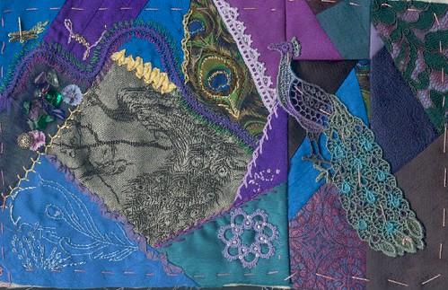Peacock Blocks 16-21