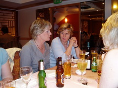A serious moment ...... just pass me the wine!