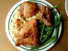 Mama's food!