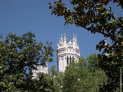 Palacio de Correos, Madrid
