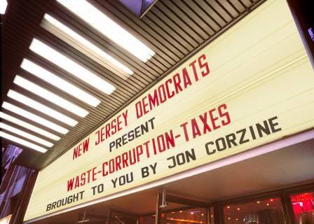 Corzine Marquee