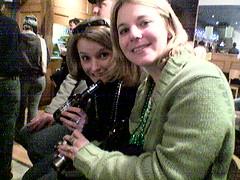 Mandy and kerri